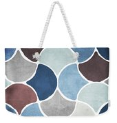 Moroccan Blues  Weekender Tote Bag