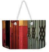 Moroccan Doors Ll Weekender Tote Bag