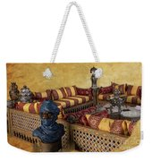Moroccan Room Weekender Tote Bag