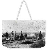 Morocco: Locusts, 1954 Weekender Tote Bag