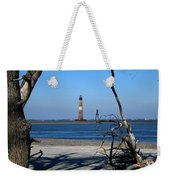Morris Island Lighthouse Charleston Sc Weekender Tote Bag