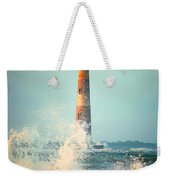 Morris Island Lighthouse Weekender Tote Bag