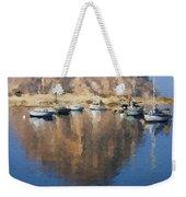 Morro Harbor Weekender Tote Bag