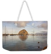 Morro Rocks Weekender Tote Bag