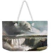Morse: Niagara Falls, 1835 Weekender Tote Bag