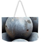 Mortar Shells Weekender Tote Bag