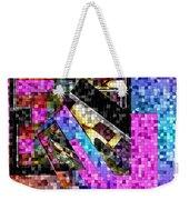 Mosaic #106 Weekender Tote Bag