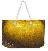 Mosaic Apple Weekender Tote Bag