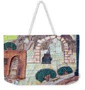Mosaic Art At Petra Weekender Tote Bag