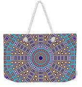 Mosaic Kaleidoscope  Weekender Tote Bag