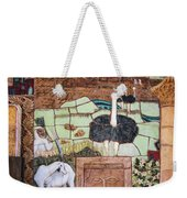 Mosaic Of The Holy Land Weekender Tote Bag