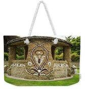 Mosaic Stone Bandstand In Anacortes Weekender Tote Bag