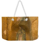 Mosaics In Church Of Theotokos Pammakaristos Weekender Tote Bag