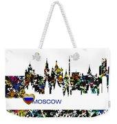 Moscow Skylines Weekender Tote Bag