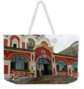 Moscow05 Weekender Tote Bag