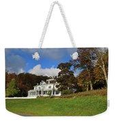 Moses Cone Flat Top Manor Weekender Tote Bag
