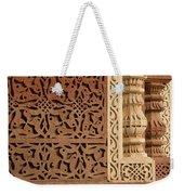 Mosque Detail Weekender Tote Bag