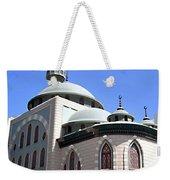 Mosque Weekender Tote Bag