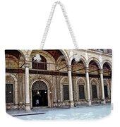 Mosque Of Muhammad Ali Entrance Weekender Tote Bag