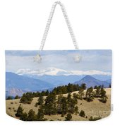 Mosquito Range Mountains From Bald Mountain Colorado Weekender Tote Bag