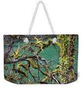 Moss And Trees Weekender Tote Bag
