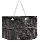 Moss Beach Trees 4191 Weekender Tote Bag