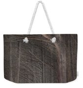 Moss Beach Trees Weekender Tote Bag