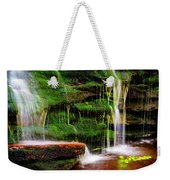 Moss Falls - 2981-2 Weekender Tote Bag