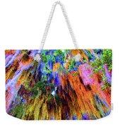 moss of Color Weekender Tote Bag
