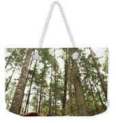 Moss Under The Cedars Weekender Tote Bag