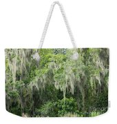 Mossy Branches Weekender Tote Bag
