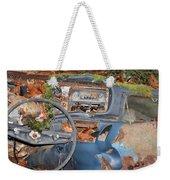 Mossy Datsun Weekender Tote Bag