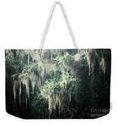 Mossy Dream Weekender Tote Bag