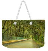 Mossy Oaks Canopy In South Carolina Weekender Tote Bag
