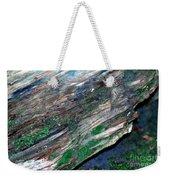 Mossy Rock Weekender Tote Bag
