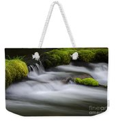 Mossy Rocks  Oregon 1 Weekender Tote Bag