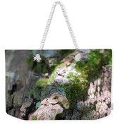 Mossy Tree Weekender Tote Bag