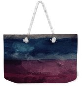 Most Of All- Abstract Art By Linda Woods Weekender Tote Bag