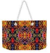 Mostique Tile Weekender Tote Bag