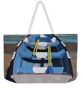 Mostly Sunny Weekender Tote Bag
