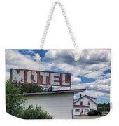Motel Weekender Tote Bag