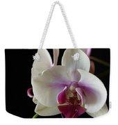 Moth Orchid 2 Weekender Tote Bag