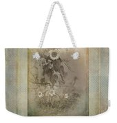 Mother And Child Reunion Vintage Frame Weekender Tote Bag