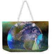 Mother Earth Series Plate3 Weekender Tote Bag