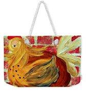 Mother Hen Weekender Tote Bag