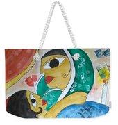 Mother Love Weekender Tote Bag