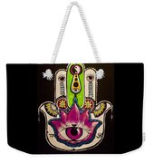 Mother Nature Hamsa Weekender Tote Bag