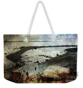 Mother Nature Rules Weekender Tote Bag