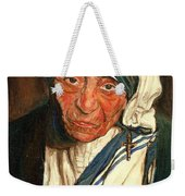 Mother Teresa  Weekender Tote Bag by Carole Spandau