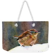 Mother Wren Weekender Tote Bag